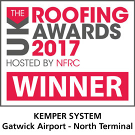 Roofing Awards Winner